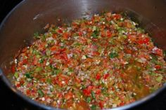 I have been getting a lot of peppers from my CSA share lately, especially hot peppers. Peppers are nutritional powerhouses! Habanero Recipes, Relish Recipes, Canning Recipes, Spicy Recipes, Real Food Recipes, Fermentation Recipes, Jalapeno Recipes, Jelly Recipes, Canning Hot Peppers