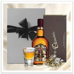 Chivas Regal Scotch Hamper -  Gift Delivery in Melbourne, Sydney and Australia $115