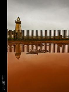 *Aviles Lighthouse - Asturias, Spain