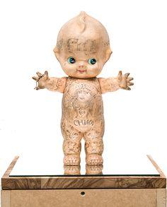 Untitled (Yokohama doll), 2007 Dr. Lakra (Photo: Chopo Museum)