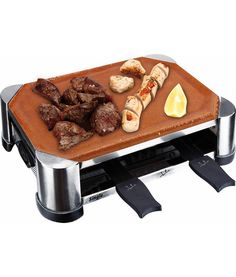 MOODZZ selection Jacinto Alcorta Terracotta Grill + Raclette 2 P