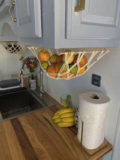 Sweet Home, Diy Casa, Küchen Design, Flat Design, Home Design Diy, Home Organization, Small Kitchen Organization, Diy Kitchen Storage, Diy Kitchen Ideas