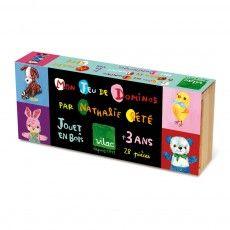 Children Creative Games - Wooden Toys, Building Sets, Kapla, Kidsonroof - Smallable