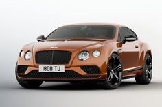 Bentley Continental GT Speed - Колеса.ру
