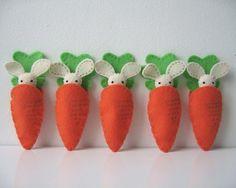 carrots & bunnies #pascoa