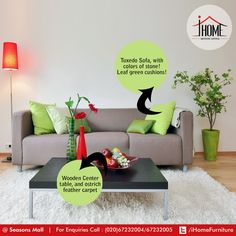 Environment colors, for those who always keep in mind to keep the surrounding clean, safe and livable, perhaps!  #iHome #Furniture #ArtisticLiving #Pune