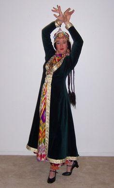 Uzbekistan Folk Dance - Fergana Dance