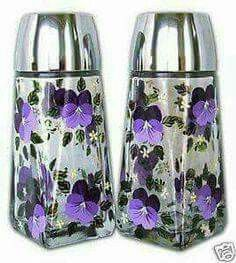 Purple Violas S&P
