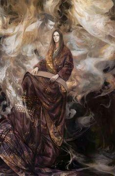 Art by vikiye