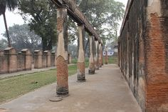 Tears On The Soul of The British Residency Lucknow