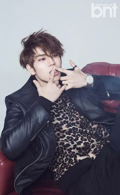 Dongwoo // Infinite H - bnt International March 2015