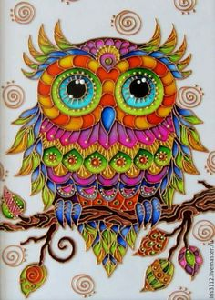 40 exceptional designs for glass painting - Kathy& favorites . - 40 exceptional designs for glass painting – Kathy& favorites wild - Glass Painting Patterns, Glass Painting Designs, Dot Painting, Paint Designs, Owl Art, Bird Art, Owl Pictures, Owl Crafts, Whimsical Art