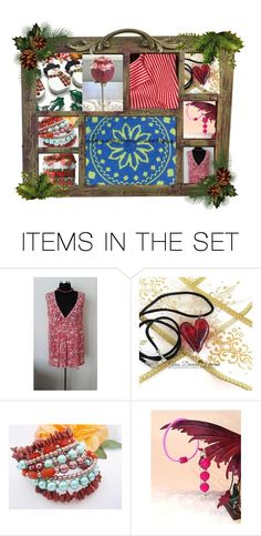 """""""Special T CIJ Spirit!"""" by rescuedofferings ❤ liked on Polyvore featuring art, EtsySpecialT and SpecialTSet"""