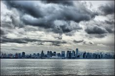 Rainy Vancouver