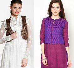 Remake Sari into vests and overcoats