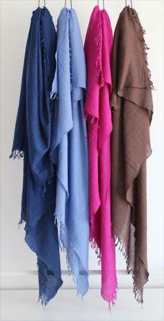 sjaal SjaalMania Taupe, bruine sjaal, grijsbruine sjaal - SjaalMania: online sjaal boutique#sjaal #scarves #wraps