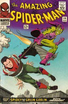 The Amazing Spider-Man (Vol. 1) 039 (1966/08)