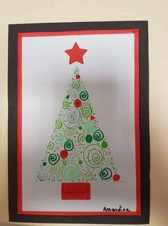 Christmas Art, Winter Christmas, Christmas Decorations, Xmas, Winter Crafts For Kids, Art For Kids, Jr Art, 3rd Grade Art, Theme Noel