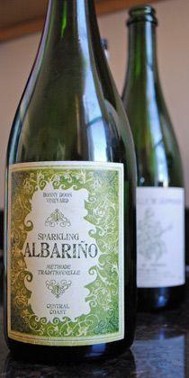 A twist on sparkling wines