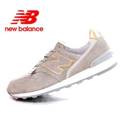 Gray Gold WR996UC - The Womens New Balance