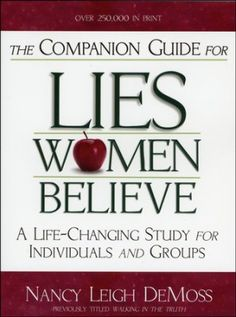 Download ebook who says you cant you do by daniel chidiac pdf the companion guide for lies women believe a life changing study for groups or individuals by nancy leigh demoss fandeluxe Gallery