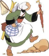 """Résultat de recherche d'images pour """"coiffe bretonne dessin"""" Children's Book Characters, Disney Characters, Vintage Images, Vintage Art, Joseph, Comic Poster, Bd Comics, Book Illustration, Framed Artwork"""