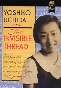 Cindy M. Jones Stories for Reads, Tips for Writers: Middle Grade Book Review ~ The Invisible Thread by ~ Yoshiko Uchida
