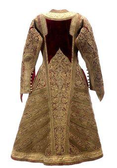 Albanian Man's Coat (Dullama,Dollama,Cibun) of 19th century.