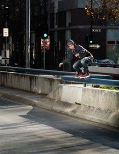 ONE Rollerblading Magazine - PHOTO JOURNAL: Brandon Smith #1