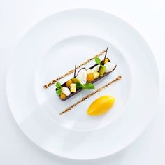 Beatiful plating uploaded by @frankhaasnoot !