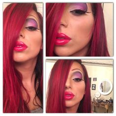 """I'm not bad, I'm  just drawn that way"" Jessica Rabbit Follow me on Instagram/Twitter : @kdelzz This make up literally made me feel like Jessica Rabbit….I LOVE IT! Her…"