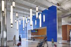 Detroit Metropolitan Wayne County Airport, North Terminal / Gensler (13)
