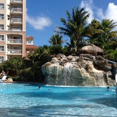 Aruba. Marriott Surf Club.... gorgeous