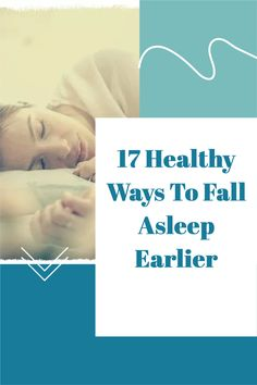 Consistently getting to sleep earlier can improve our lives in many ways. It can make us healthier, happier and more productive. Night owls have tough time getting to sleep at an earlier hour. This post will give you some simple, yet effective, ideas on how to get to sleep at a reasonable hour, consistently. Learn how to get to sleep early. 17 Healthy Ways To Fall Asleep Earlier | tips for getting to sleep before midnight and getting uninterrupted sleep #sleep #bettersleep Sleep Early, Go To Bed Early, How To Sleep Faster, How To Get Sleep, Ways To Fall Asleep, Sleep Help, Trouble Sleeping, Before Midnight, Work Life Balance