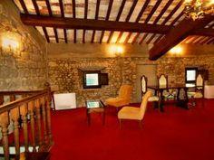 Torniella Castle - one of the halls on the 2nd floor #maremma #tuscany #art #arte #borghi #villages
