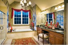 Toll Brothers® is an award winning home builder that creates luxurious new construction homes in some of America's most sought-after locations. Make your dream home a reality with Toll Brothers® Dream Bathrooms, Romantic Bathrooms, Bathroom Inspiration, New Homes For Sale, Shower Remodel, Luxury Plan, New Construction, Luxury Bathroom, Luxury Homes