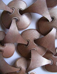 Bent Modules on RISD Portfolios Bent Wood, Paper Art, Creative, Behance, Study, Chair, Leather, Objects, Papercraft