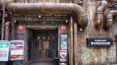 Kawasaki Warehouse – Kowloon Walled City Rebuilt in Japan – Randomwire Hong Kong, Kowloon Walled City, Warehouse Design, Call Of Duty Black, City Of Angels, Shadowrun, Photo Reference, Japan Travel, Japan Trip