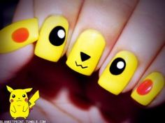 Yellow Nails - Unas amarillas (54)