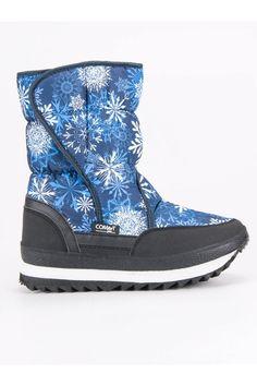 Zateplené snehule na zimu modré CnB Adidas, Boots, Winter, Fashion, Crotch Boots, Winter Time, Moda, Fashion Styles, Shoe Boot