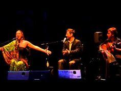 """Miguel Poveda y Marina Heredia """"Tangos de Triana - Tangos de Graná"""" - Gala Benéfica Andex - YouTube"""