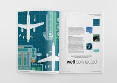 Editorial mag illustrations II on Behance