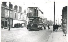 Halliwell rd 1938