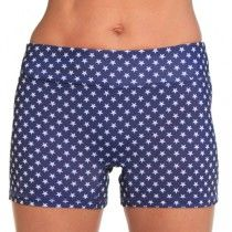 New sport shorts run buns running shorts in midnight stars print
