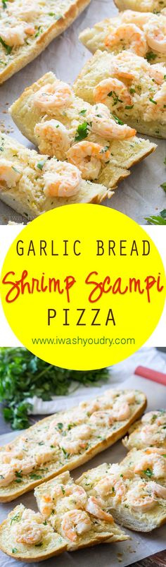 Shrimp Scampi Garlic
