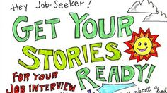 Storytelling is perhaps the best way to present information so it's memorable and relatable, and it can make you stand out especially in job interviews. Career expert Liz Ryan of Human Workspace drew up this poster to help you arm yourself with stories before your next interview.