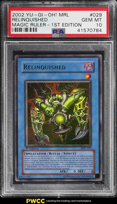 660 Best Yu-Gi-Oh! Graded Trading Cards for Sale images in 2019