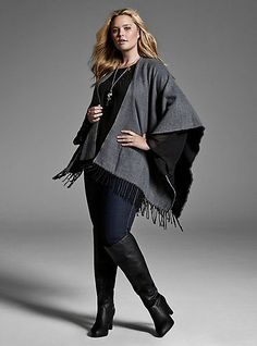 Plus Size Fall Trends - Plus Size Fashion for Women