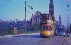 Great Western Road, Glasgow, Scotland.
