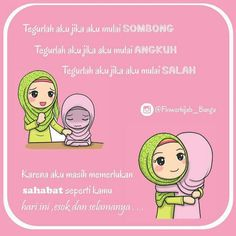 Page 3 Read Learning ( from the story Islam Quotes by (The Past Let Past) with reads. Quotes Sahabat, Cartoon Quotes, Life Quotes, Islamic Posters, Islamic Art, Islamic Inspirational Quotes, Islamic Quotes, Miss U All, Cute Muslim Couples